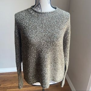 Columbia Rolled Neck Knit pullover Sweater L